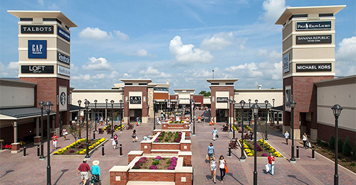Outlet-Mall